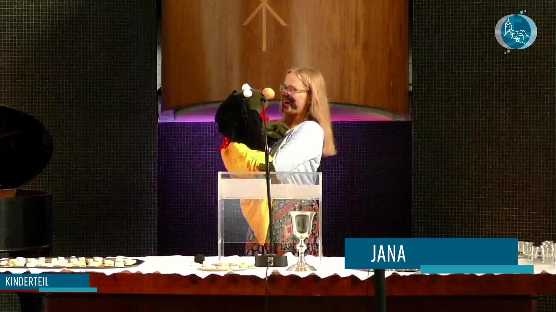 Gottesdienst (mit Abendmahl) am 6. September - Livestream aus der Christuskirche Altona