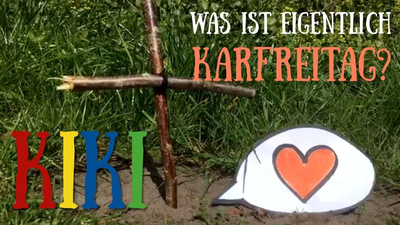 KiKi Spezial – Kinderkirche Teil 04 zum Karfreitag