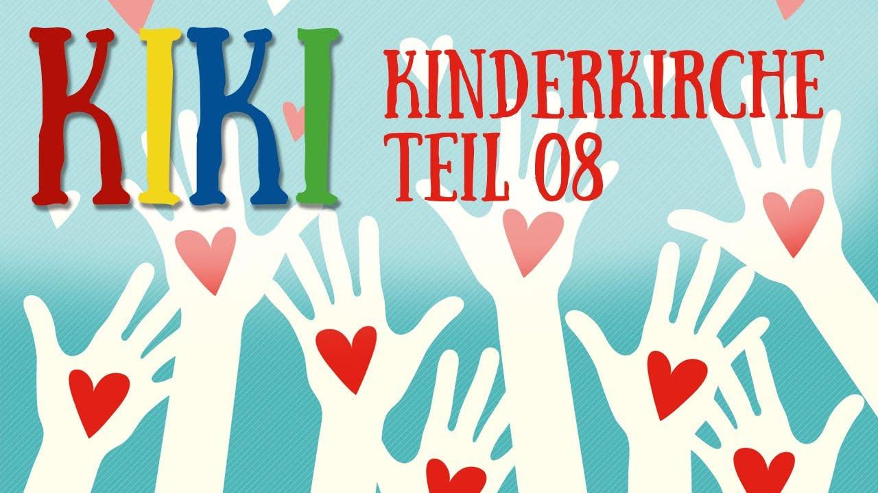 KiKi – Kinderkirche Teil 08 | Muttertag – so sieht Liebe auch aus! Geschrei – Thomas erlebt Jesus
