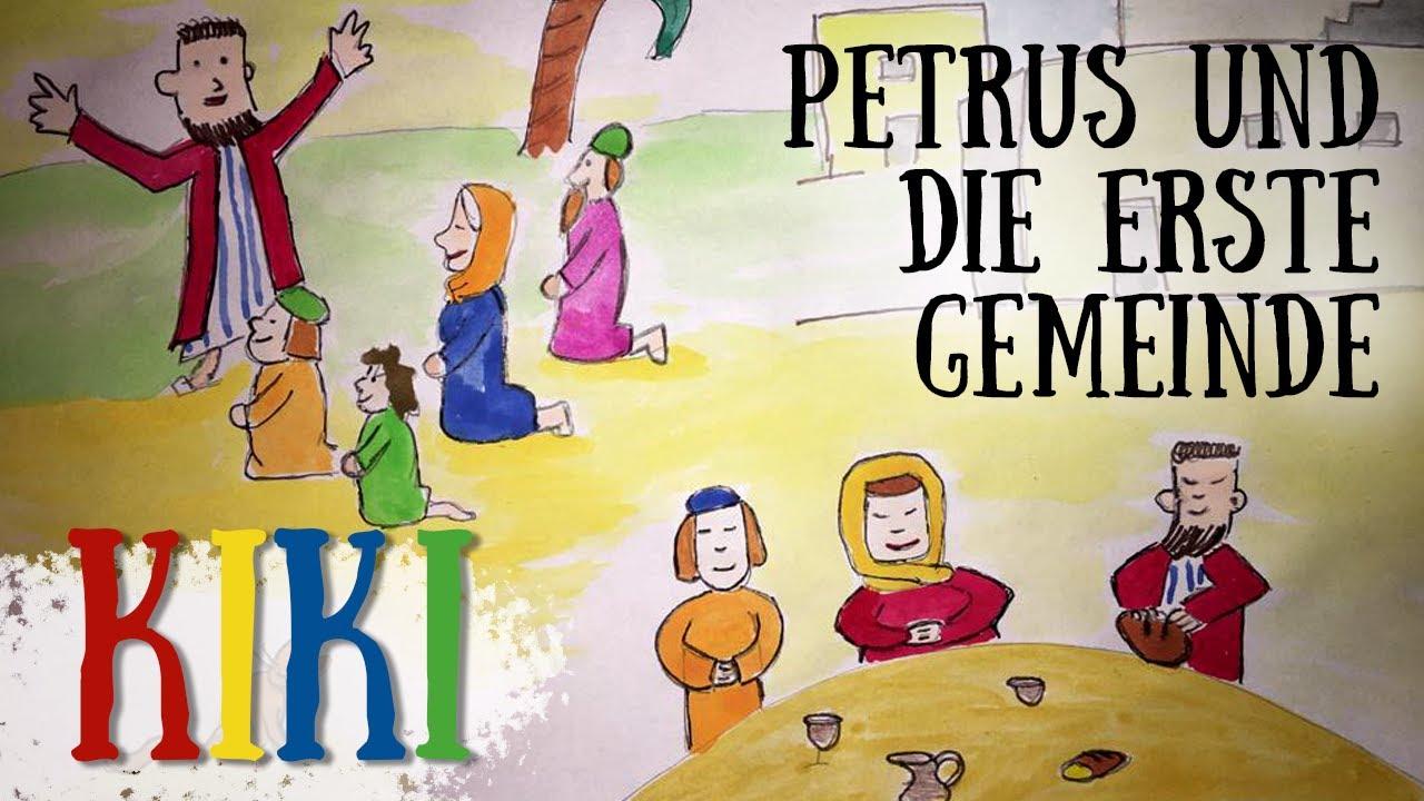 KiKi – Kinderkirche 12 | Petrus und die Gemeinde in Jerusalem