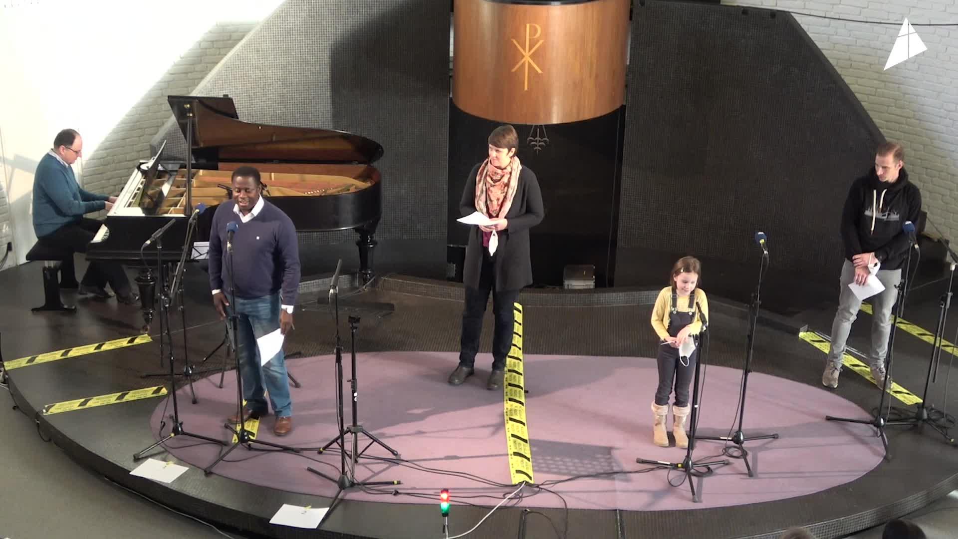Radio Gottesdienst am 21. Februar - Livestream aus der Christuskirche Altona