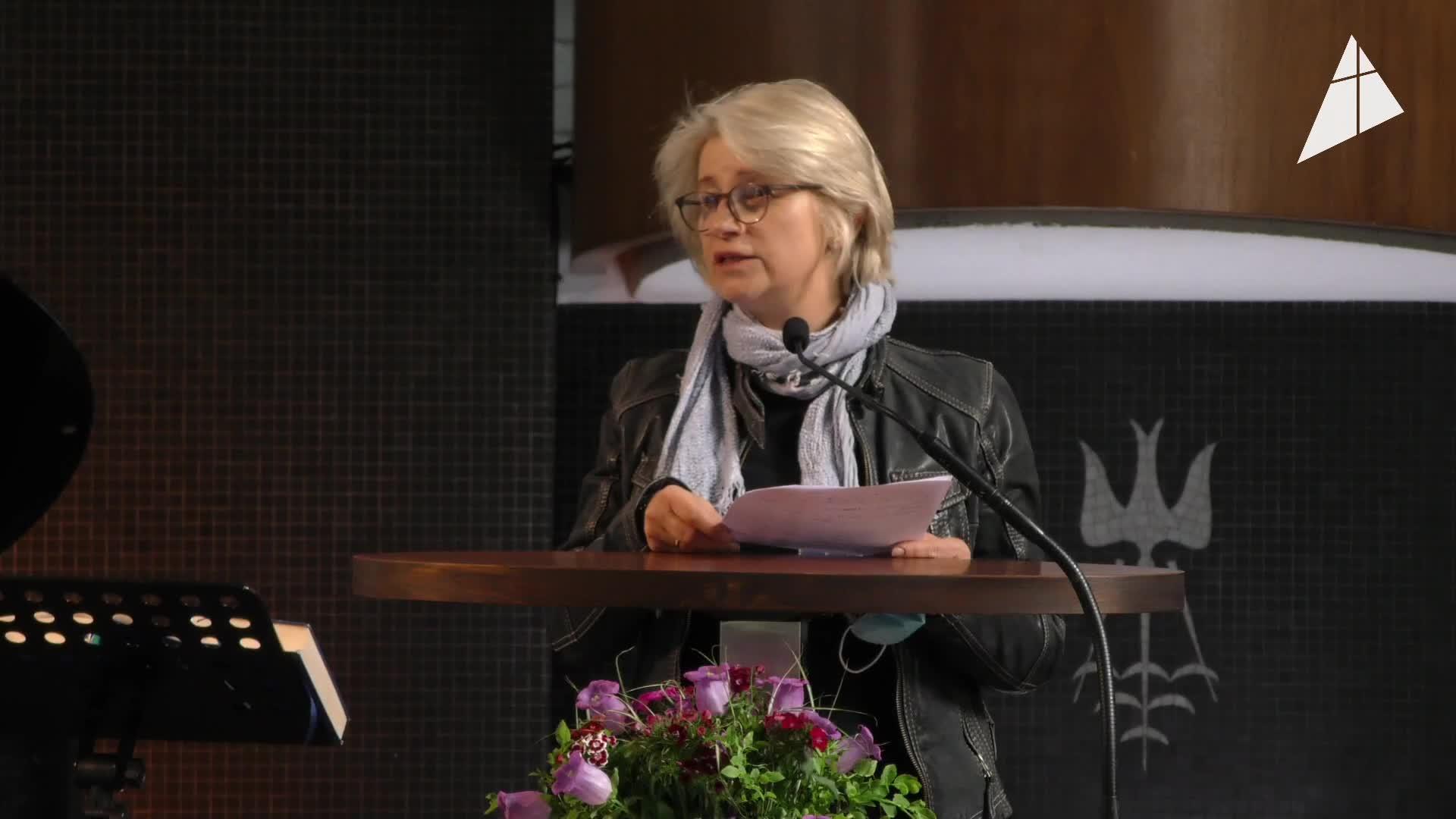 Gottesdienst - am 30. Mai - Livestream aus der Christuskirche Altona